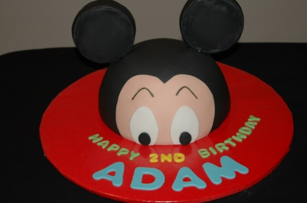 Mickey Mouse: Cakes Ideas, Cakes Central, Mickey Cakes, Cake Central, Children Cakes
