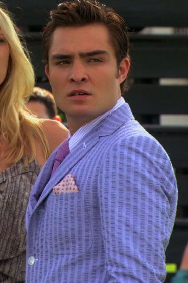 23 Times Chuck Bass Gave You Intense Suit Goals