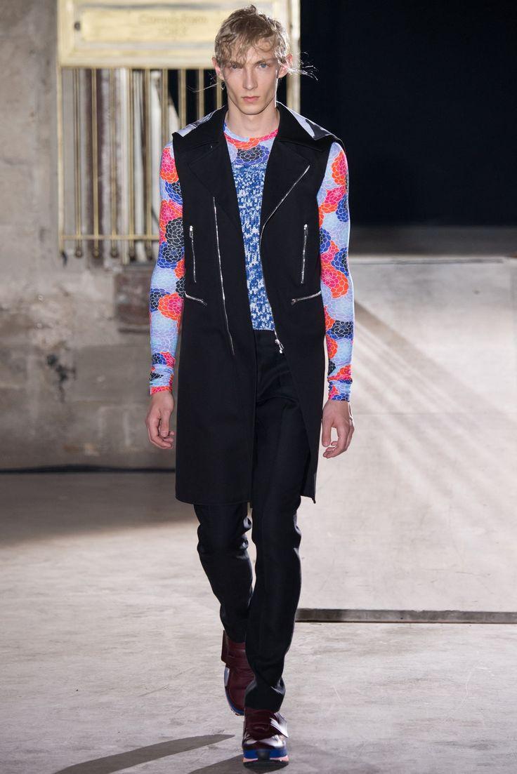 Raf Simons Spring 2015 Menswear Fashion Show - Raf Simons.