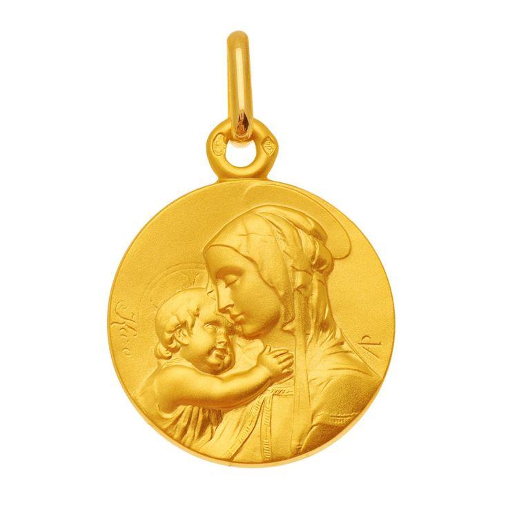 Médaille Vierge à l'enfant de Botticelli €218