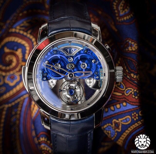 Ulysse Nardin by WatchAnish