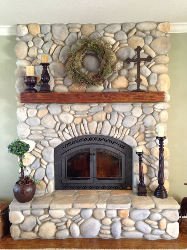 Chimney decor | House to Home | Pinterest | Decor and ...