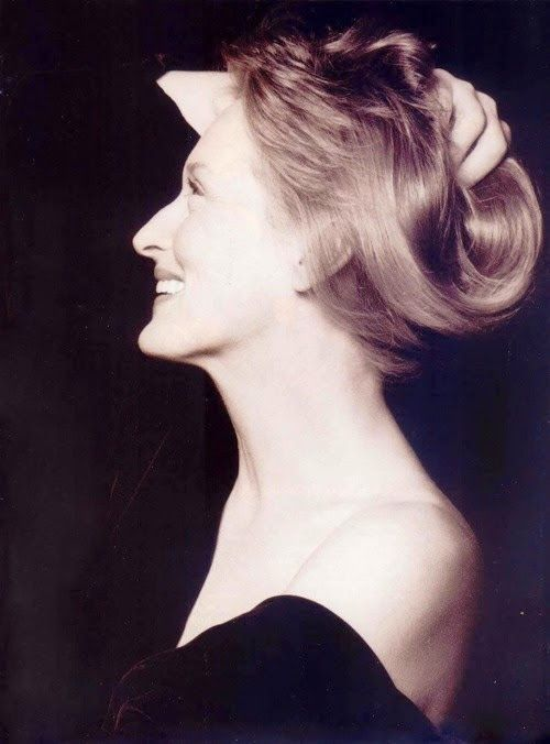 Meryl Streep Photo: Herb Ritts