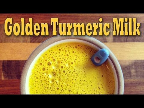 Drink This Delicious Turmeric-Coconut Bedtime Drink For Sleep & Digestion - DavidWolfe.com