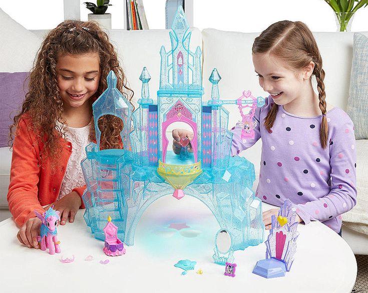 Vive la magia en el Castillo de Cristal My Little Pony