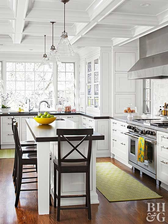 These White Kitchens Are Anything But Boring In 2019 Delightful
