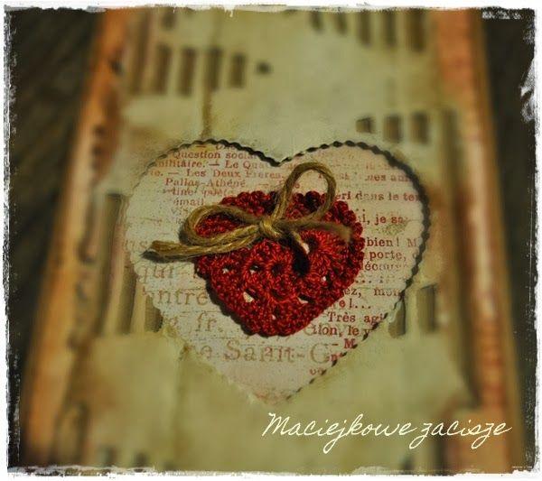maciejkowe zacisze: Z sercem