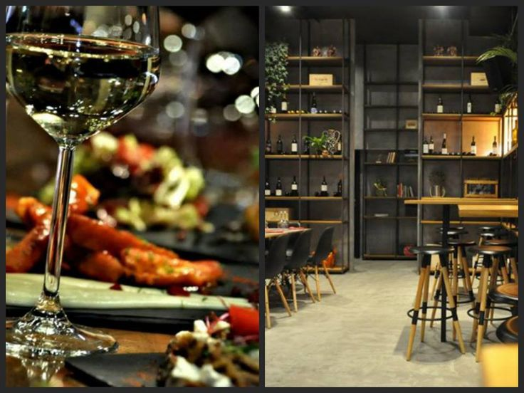 Κρασί κάτω από την Ακρόπολη!   Με λιτές βιομηχανικές γραμμές και ένα τετράγωνο μπαρ στο κέντρο του μαγαζιού, πάνω από το οποίο βρίσκεται μια εντυπωσιακή κατασκευή από ξύλινες δοκούς, το #Divino_Wine_Case διαθέτει 90 ετικέτες του ελληνικού αμπελώνα και νόστιμα συνοδευτικά πιάτα, όπως το φιλέτο από κοτόπουλο με μαχλέπι, κάρδαμο και πουρέ.  #ΕΚΛΕΚΤΑΑΛΛΑΝΤΙΚΑΠΑΝΤΕΡΗ #ΔΡΟΜΟΙΤΟΥΚΡΑΣΙΟΥ www.paderis.gr