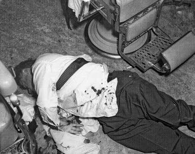 Murder Inc. Chief Killed in Barbershop in 1957