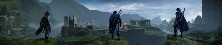[PC] Middle Earth: Shadow of Mordor / The 3 Musketeers (Panorama Screenshot)