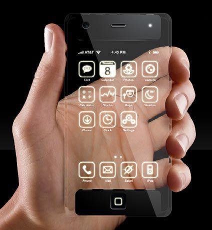 O 'novo' Iphone