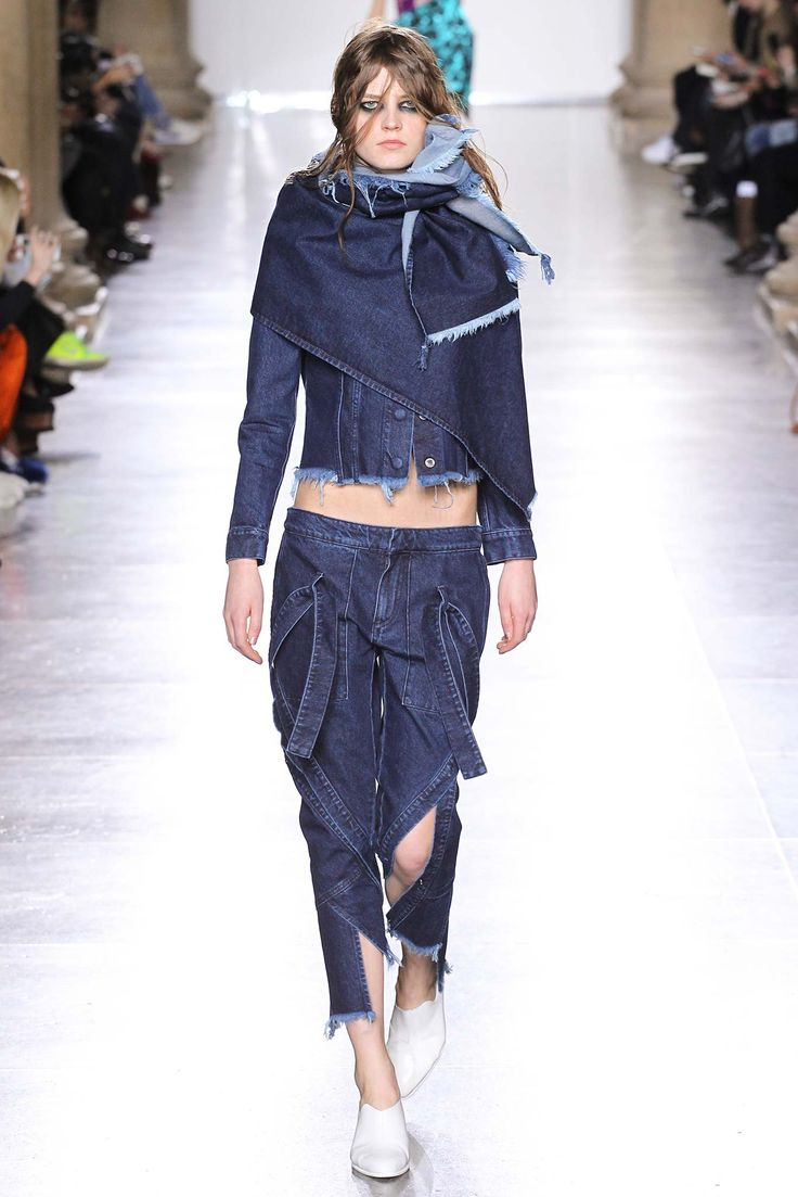 Marques'Almeida Fall 2015 Ready-to-Wear - Collection - Gallery - Style.com