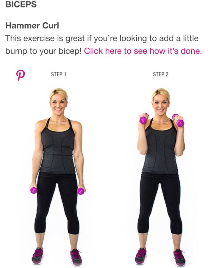 Get rid of those bat wings 17 of the best exercises to