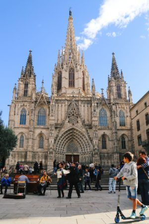 10 Things To Do And See In Barcelona, Spain