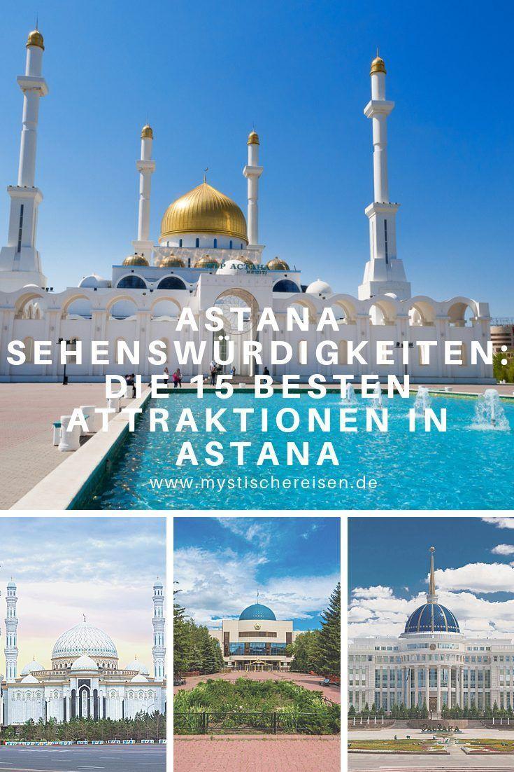 Pin Auf Astana Sehenswurdigkeiten