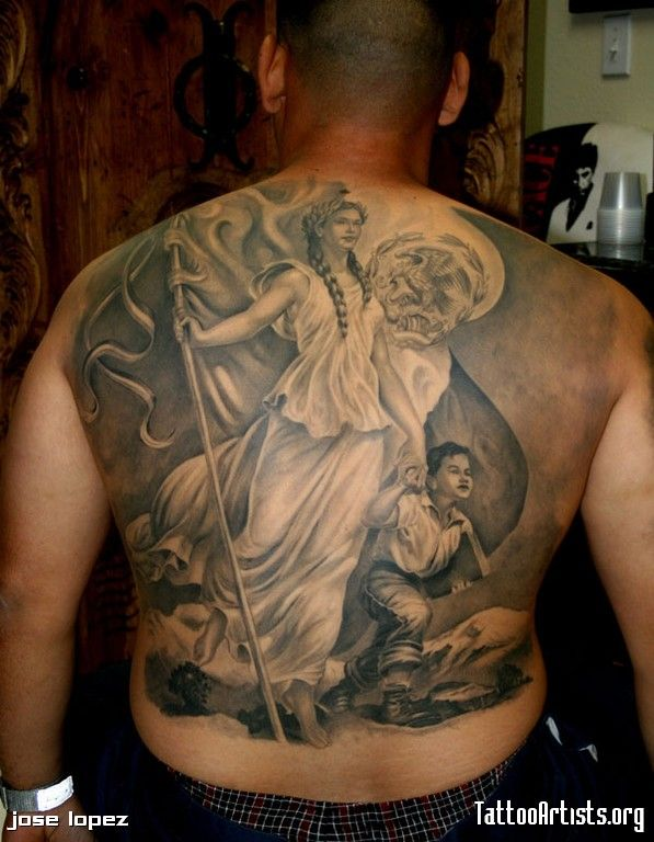Jose Lopez tattoo | jose lopez - Tattoo Artists.org
