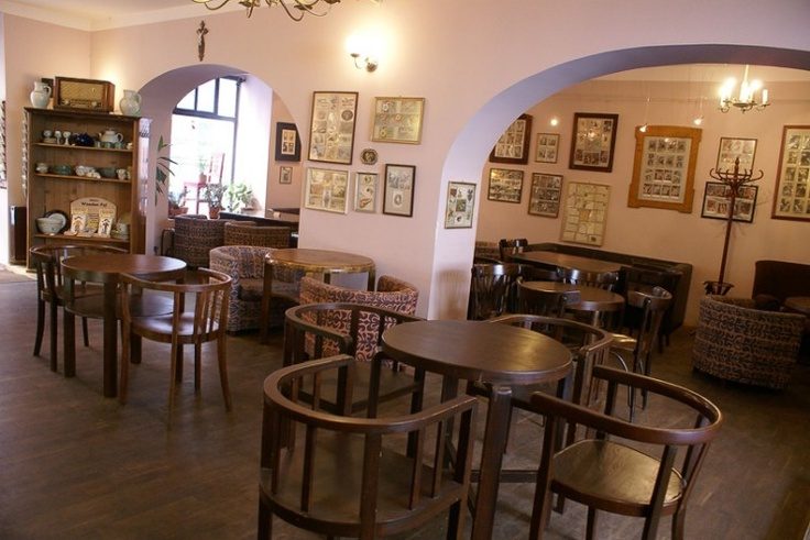 Choco Cafe U cervene zidle  Praha