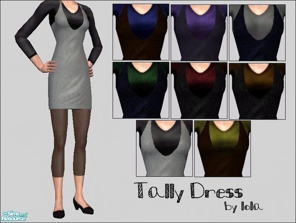 Lola's Tally Dress
