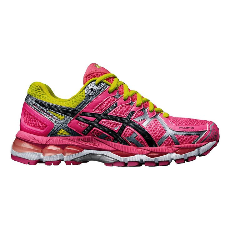 $170 Womens ASICS GEL-Kayano 21 Lite-Show Running Shoe