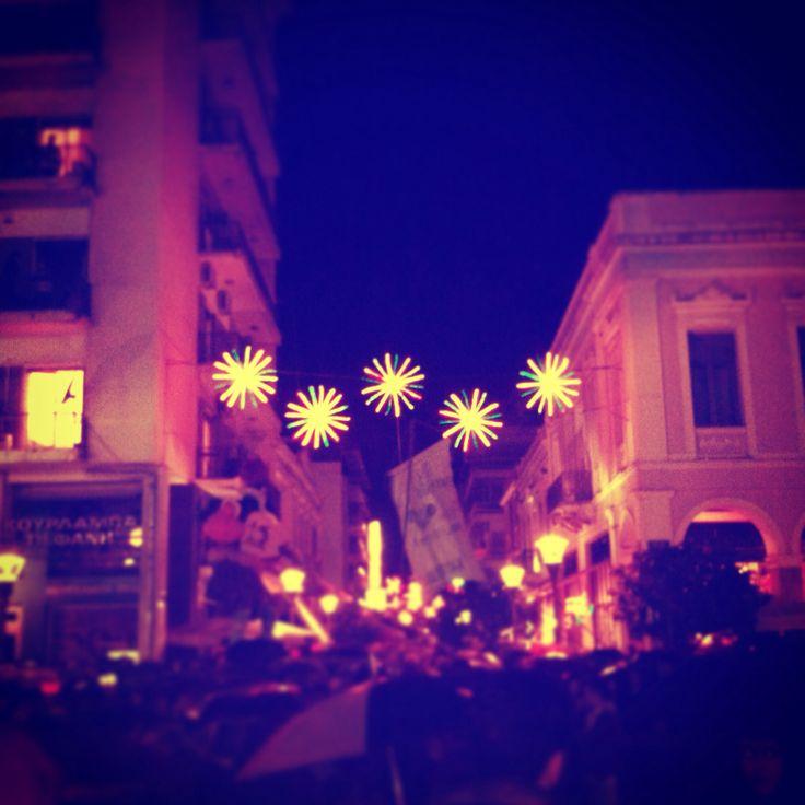 Patra's Carnival...