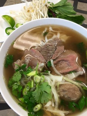 Superior noodles might make Dong Thap your new favorite pho place.