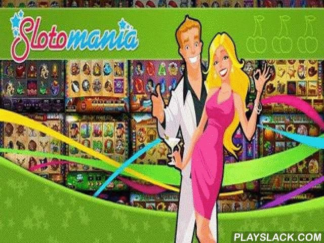 "Slotomania  Android Game - playslack.com , Quite better imitator of a slot device ""Slotmachine"".  exclusive collection of high-quality graphics and sound effects.  There some games in this app, and they are constantly modified .  You should specify a game on your preference, make a bet and spin.  try-out your fortune!"