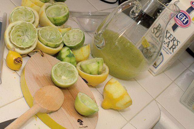The BEST fresh margarita recipe ever. Warning --- you may want an ...