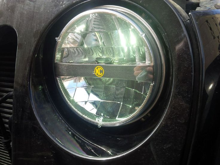 Old Jeep Night Headlights : Images about jeep repair on pinterest