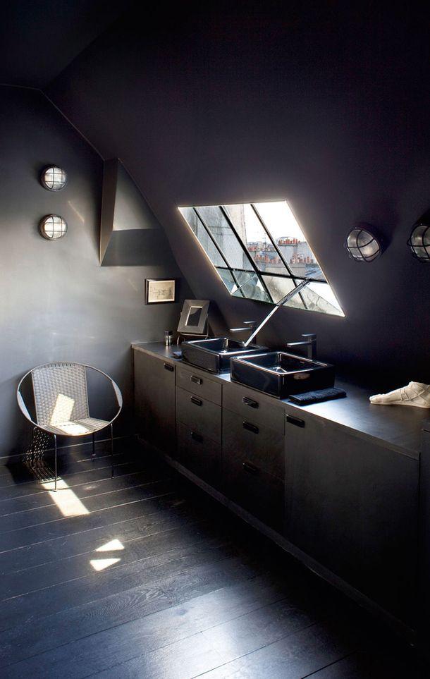 Stanza da bagno | Quando guardare fuori e meglio che guardarsi allo specchio