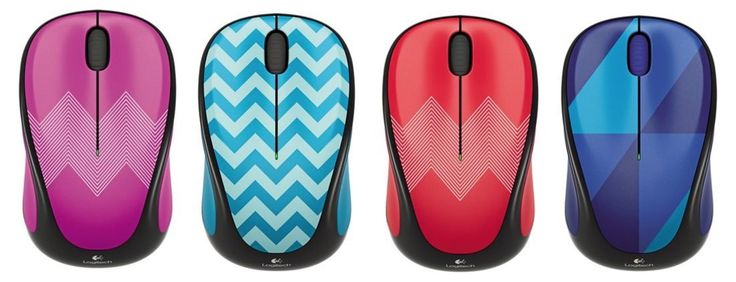 ON SALE!! Logitech M317c Wireless Optical Mouse Many Options to Choose From!!