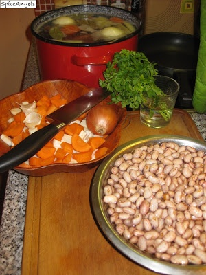 SpiceAngels: Jókai bableves gazdagon