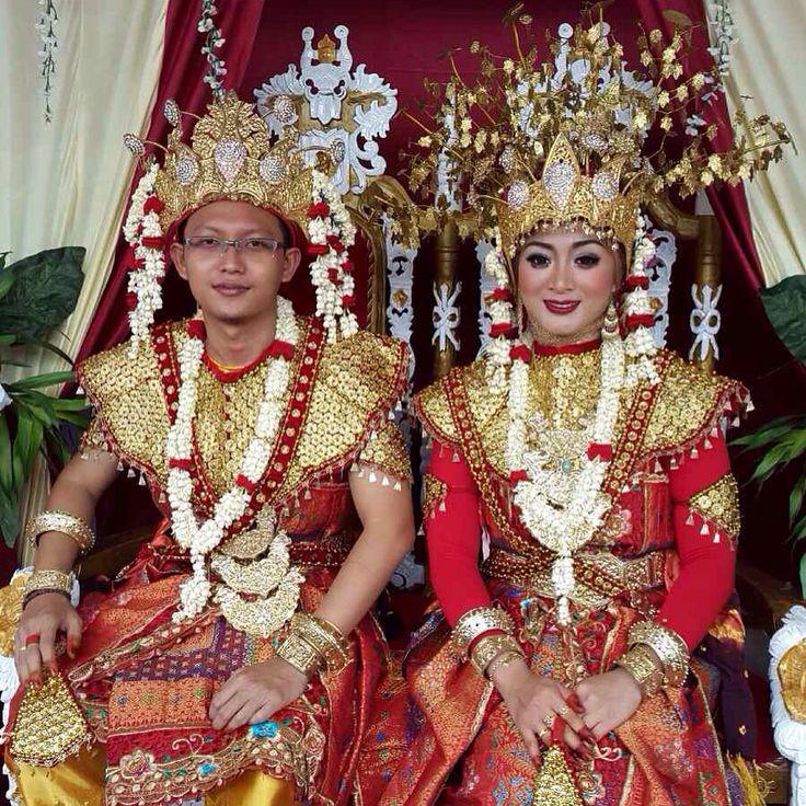 My wedding#palembangculture#komeringnese#indonesia