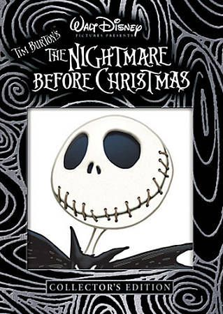The Nightmare Before Christmas DVD 2010