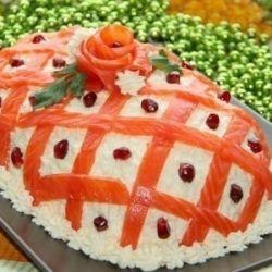 Новый салат - суперхит всех застолий! На любой праздничный стол! Салаты на день рождения!