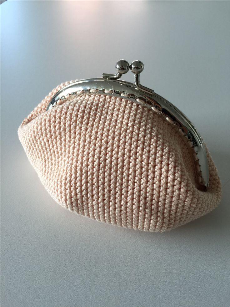 Monedero vintage #crochet