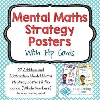 how to teach mental math for kindergarten