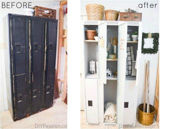 32 best repurposed school lockers images on pinterest lockers
