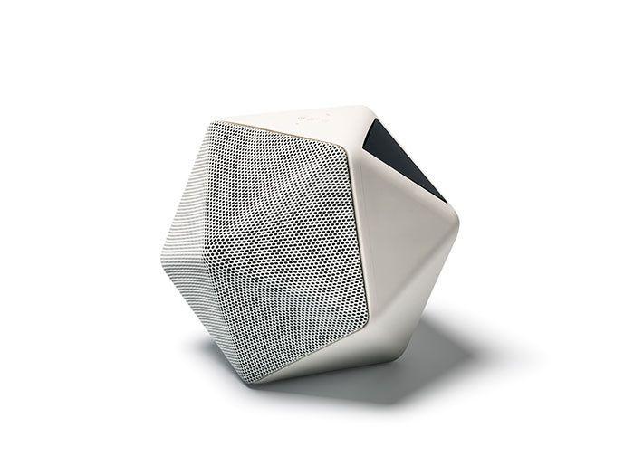 MILAN DESIGN WEEK 2014: BOOM BOOM – a portable speaker by Matthew Lehanneur. Available through Binauric.