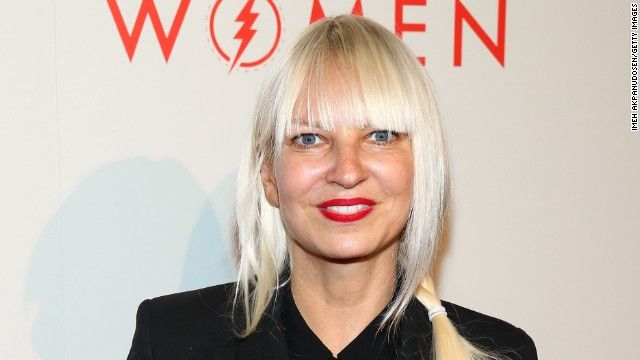Singer/songwriter Sia got worked up over a New York dry cleaner.