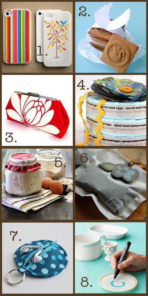 Diy Handmade Christmas Gifts And Stocking Stuffer Ideas