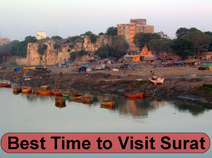 Best time to visit Surat   Travel, San francisco skyline ...