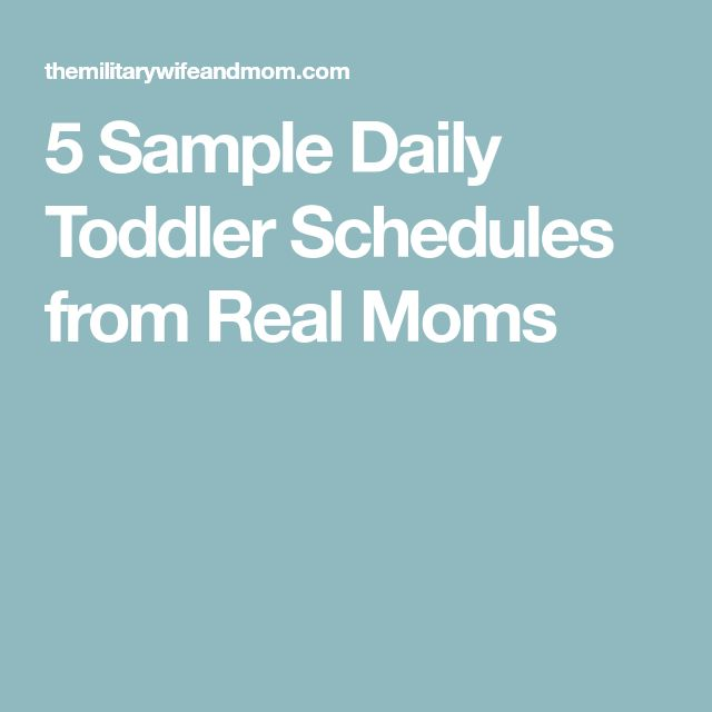 Best 25+ Toddler schedule ideas on Pinterest Toddler routine - infant toddler specialist sample resume