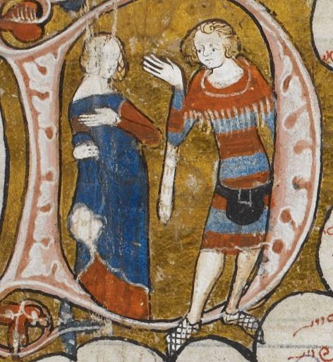 Smithfield decretals. 1300-1340.