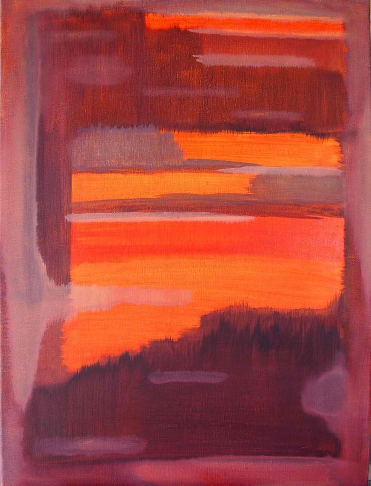 518 best images about Mark Rothko on Pinterest | Abstract art, Oil ...