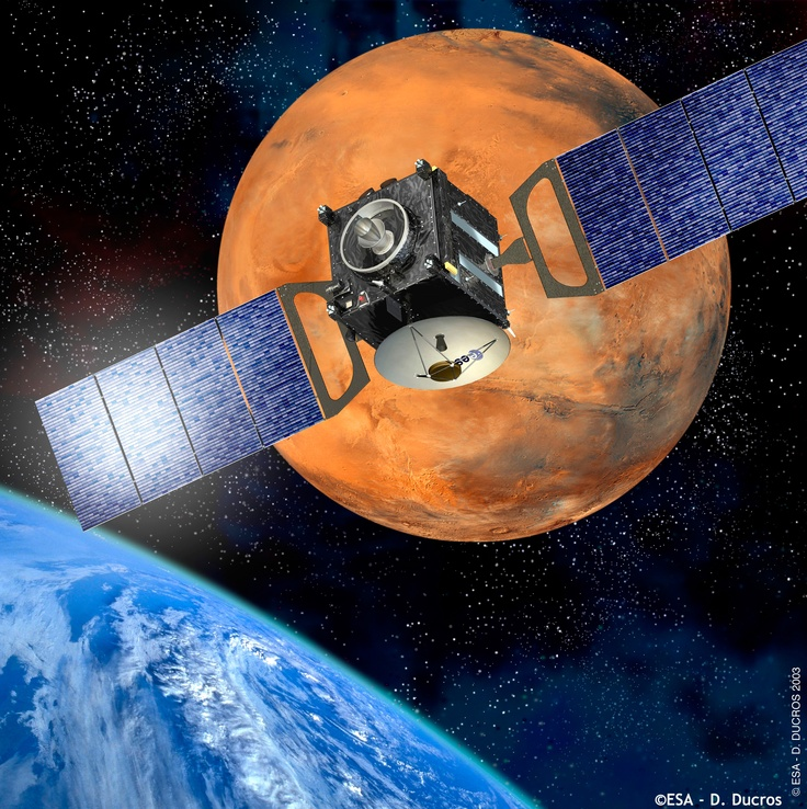 esa science amp technology mars express - HD 1110×1113