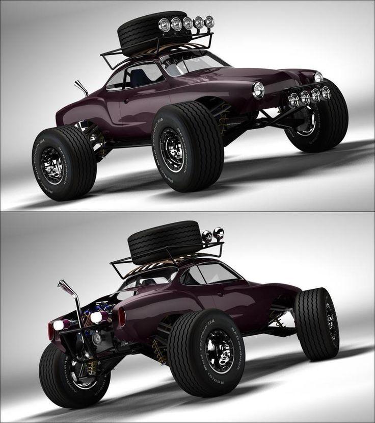 Baja Ghia - holy crap! This thing is badass!