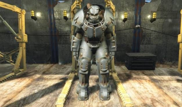 Collection Of All Types Best Fallout 4 Power Armor Locations With Paint Jobs Just Explore Post And Get Unique Legend Power Armor Fallout 4 Power Armor Fallout