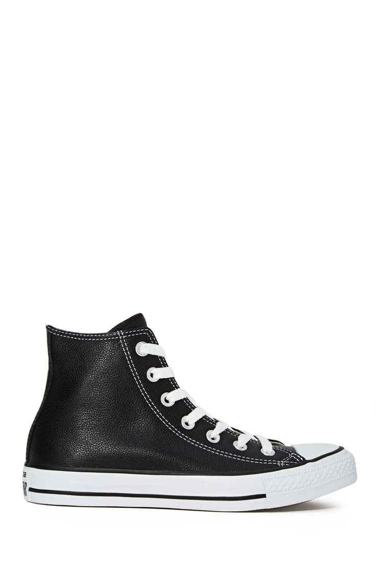 a7feabf8cc4baf Converse All Star High-Top Leather Sneaker