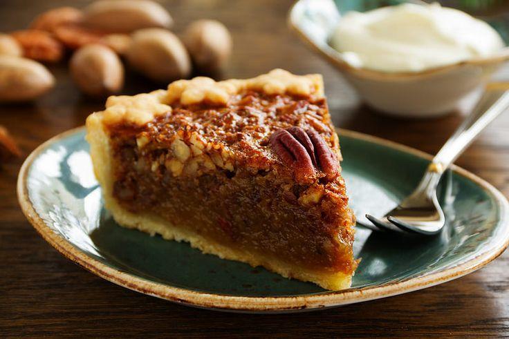 La vraie tarte aux noix de pécan américaine2