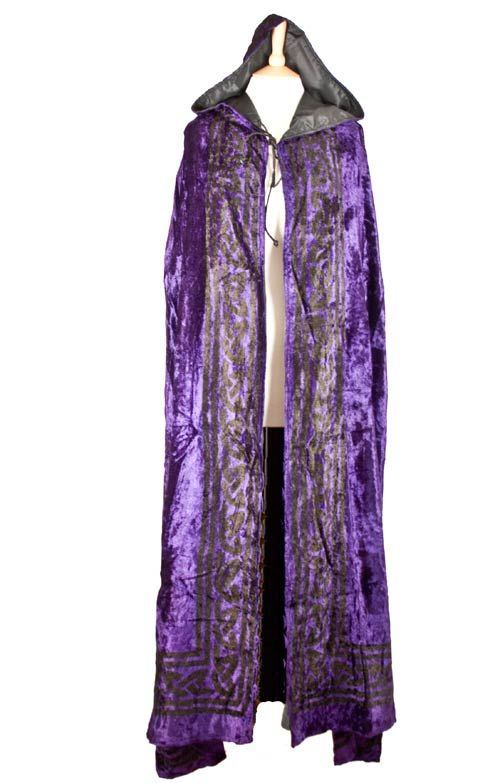 Witchcraft Ritual Clothing Cloaks and wraps Pagan
